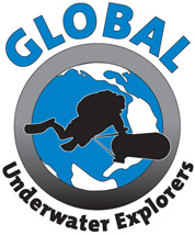 Global underewater explorers